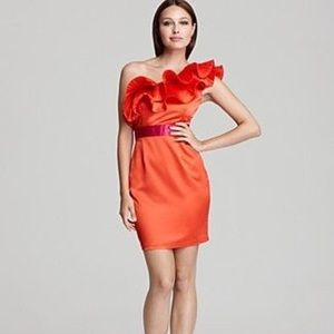 LIPSY Ruffled, One Shoulder, Occasion SIZE US 6